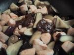 鶏肉となすの辛味噌炒め9.jpg