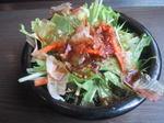 道とん堀ランチ水菜サラダ7.jpg