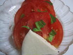 トマトとカッテージチーズ サラダtop.jpg