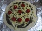 生ハムとトマトのジェノバピザ レシピ4.jpg